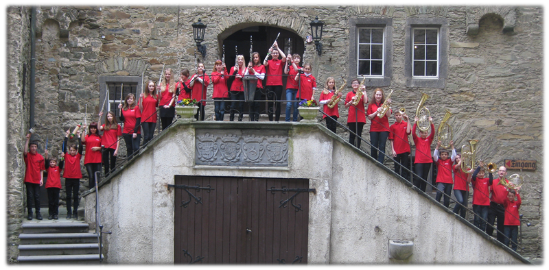 Jugendorchester MVR